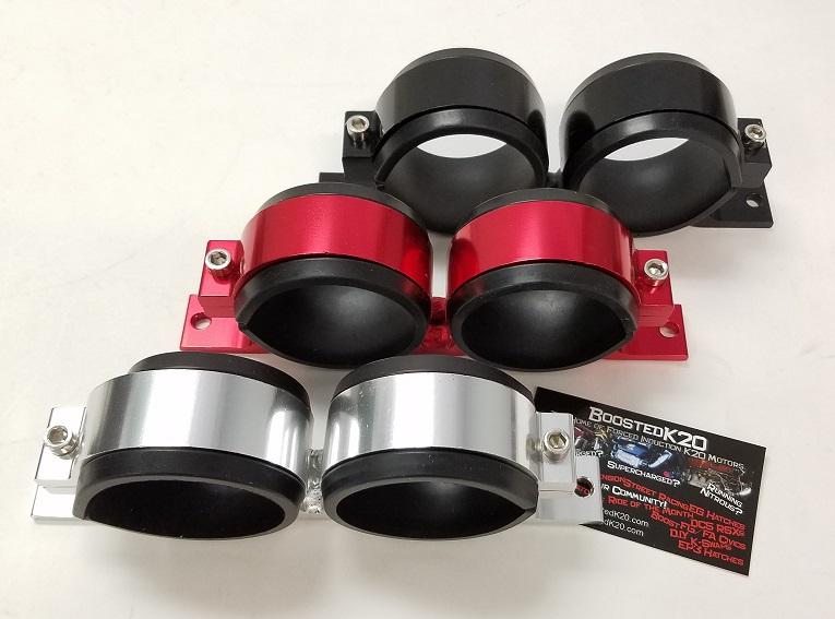 Dual bosch 044 inline fuel pumps bracket boostedk20 eshop for Bosch eshop